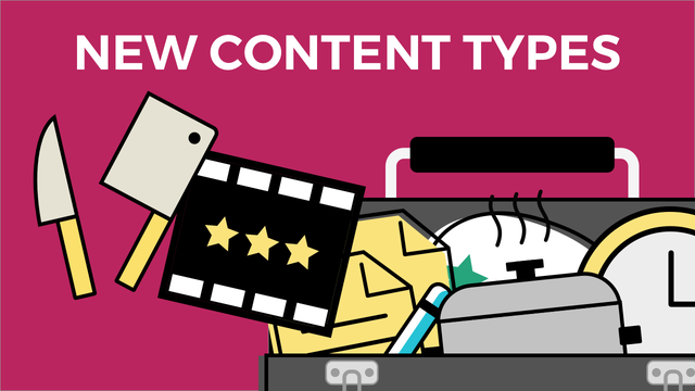 New Content Types